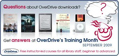 OverDrive Training