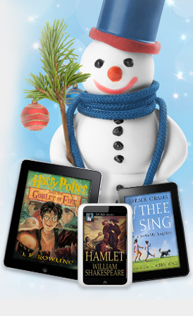 holiday ereaders