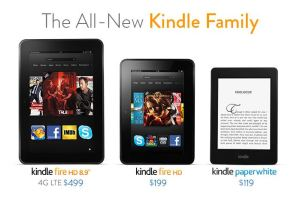Kindle Family 2012