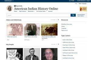 American Indian history 2015 new look