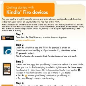 kindlefire getting started pic